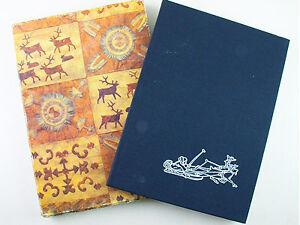 ESKIMO CHUKCHI ART BOOK WHALE TOOTH WALRUS TUSK RARE