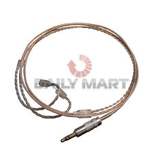 4N OCC Headphone Upgrade Cable for Ultimate Ears UE FI10 TF10 SF3 SF5 5Pro
