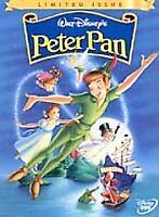 Diseny Peter Pan DVD