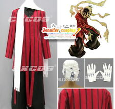 Soul Eater Kishin Asura Cosplay Costume Any Size