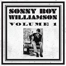 Sonny Boy Williamson - Sonny Boy Williamson Vol 1 [New CD] UK - Import
