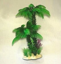 Artificial Plastic Aquarium plant - Big Palm Tree