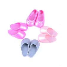 Gummi Strand Sandalen Hausschuhe für 16 Zoll Barbie-Puppen Spielzeug AA