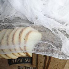 BAUMWOLL-GAZE Marlja Mullstoff Marli 100 % Bio-Baumwolle 90 cm breit, Meterware