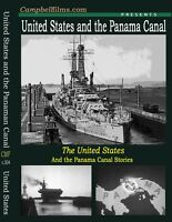 Navy Army films on the Panama Canal-History, People, Ships, War effort, Training