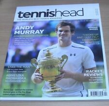 Tennis August Magazines in English