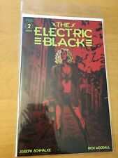 ELECTRIC BLACK #2 SCOUT COMICS EB05