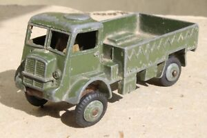DINKY 623 ARMY WAGON to restore 1950s