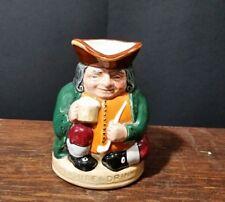 "Vintage Royal Doulton Toby Mug Jug ""Honest Measure"" 8339 4-1/4"" H #10"