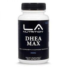 DHEA Max – 50MG Anti-Aging, Bodybuilding, Endurance Formula Free Shipping Save!