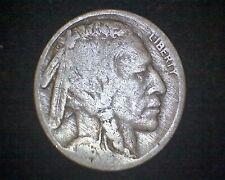 1916 INDIAN HEAD BUFFALO NICKEL #21296