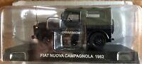 "DIE CAST "" FIAT NUOVA CAMPAGNOLA 1982 "" SCALA 1/43 CARABINIERI"