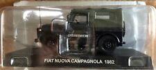 "DIE CAST "" FIAT NEU CAMPAGNOLA 1982 "" SKALA 1/43 CARABINIERI"