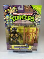 PLAYMATES DONATELLO TEENAGE MUTANT NINJA TURTLES CLASSIC COLLECTION Tmnt