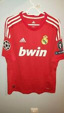 Camiseta Real Madrid 2011 2012 Roja