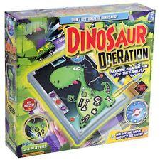 Grafix Kids Family Dinosaur Operation Fun Party Board Game Toy