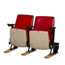 Joe Louis Arena Seats with Wood Seat Feet, Detroit Red Wings
