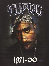 Tupac Shakur Small T-Shirt Hip Hop New York Concert 2Pac Poet Producer NYC Rock
