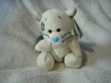 Carte Blanche Blue Nose Friend  4inch stoat Blanche
