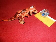 A1 T- Rex larg size Jurassic World fits Lego New