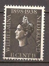 Nederland - 1938 - NVPH 310 - Gebruikt - SM290