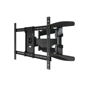 40-70 Inch Flat Panel LED LCD TV Wall Mount Full Motion 6 Swing Till Arms