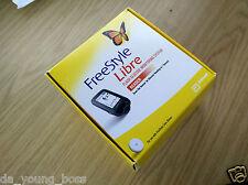 Abbott Freestyle Libre Flash Glucose Reader Monitoring System/Meter/Monitor