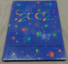 2002 Jostens Reynoldsburg Junior High School Ohio OH Yearbook - Preowned