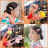 NEW 5Pcs Fruit Sequin Princess Baby Girl Hair Clip Hairpin Barrettes Accessories
