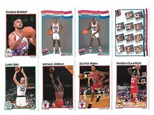 1991-92 Hoops McDonald's - Complete Set - 70 Cards