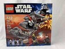 Lego Star Clone Wars 7957 Sith Nightspeeder Asajj Ventress Savage Opress SEALED