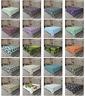 Ambesonne Tropical Summer Flat Sheet Top Sheet Decorative Bedding 6 Sizes