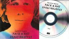 THURSTON MOORE Rock n Roll Consciousness 2017 UK 5-track numbered promo test CD