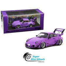 Tarmac Works 1:43 RWB Porsche Rotana (Purple)