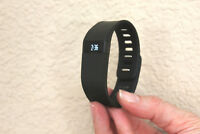 Fitbit Charge Wireless Activity Wristband - Small, Black