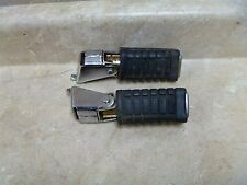 Honda 1200 GL GOLDWING GL1200-I INTERSTATE Used Rear Footpegs Set 1986 #HB45