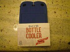 Wembley Grab 'n' Go Bottle Cooler Carrier holds 6 bottles Insulated Interior
