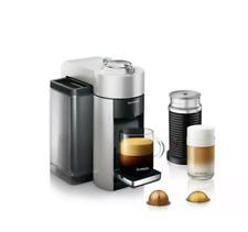 Nespresso Vertuo Coffee & Espresso Machine Bundle with Aeroccino