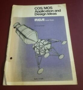 COS/MOS Application and Design Ideas RCA Solid State George Gimber 1976