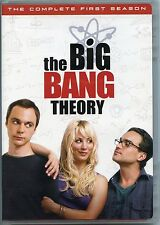 The Big Bang Theory - The Complete First Season - 3 DVD set