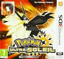 Pokémon Ultra-soleil Jeu Nintendo 3ds - Édition Collector