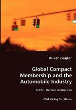 Global Compact Membership and the Automobile Industry - a U S - German...
