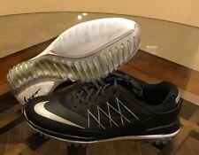 448140522bda Nike Women s Lunar Control Vapor Golf Spikeless Shoes Black 849979-001 Size  8