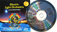 E.L.O. ELECTRIC LIGHT ORCHESTRA CD A Perfect World Of Music GERMAN ELO UNPLAYED