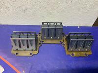 OEM Polaris Reed Valve / Reed Cage Set of 3  SL 650 750 780 SLT 750 780 SLX 780