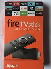 Amazon Firestick JAILBROKEN Fully Loaded Unlocked KODI 17.6 QUADCORE 2nd Gen