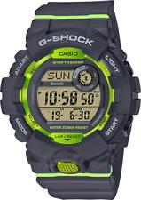 BRAND NEW CASIO G-SHOCK GBD800-8 G-SQUAD BLUETOOTH STEP TRACKER DUAL TIME WATCH