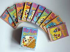Fix und Foxi - Star-Parade - 10 Comic Bände in einer Box - Sammlerbox 1988