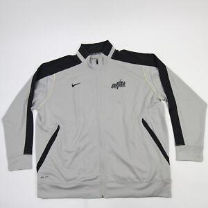 UCF Knights Nike Dri-Fit Jacket Men's Gray/Black Used