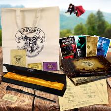 Harry Potter Hermione Dumbledore Sirius Voldemort Magic Wand Gift Set P&P
